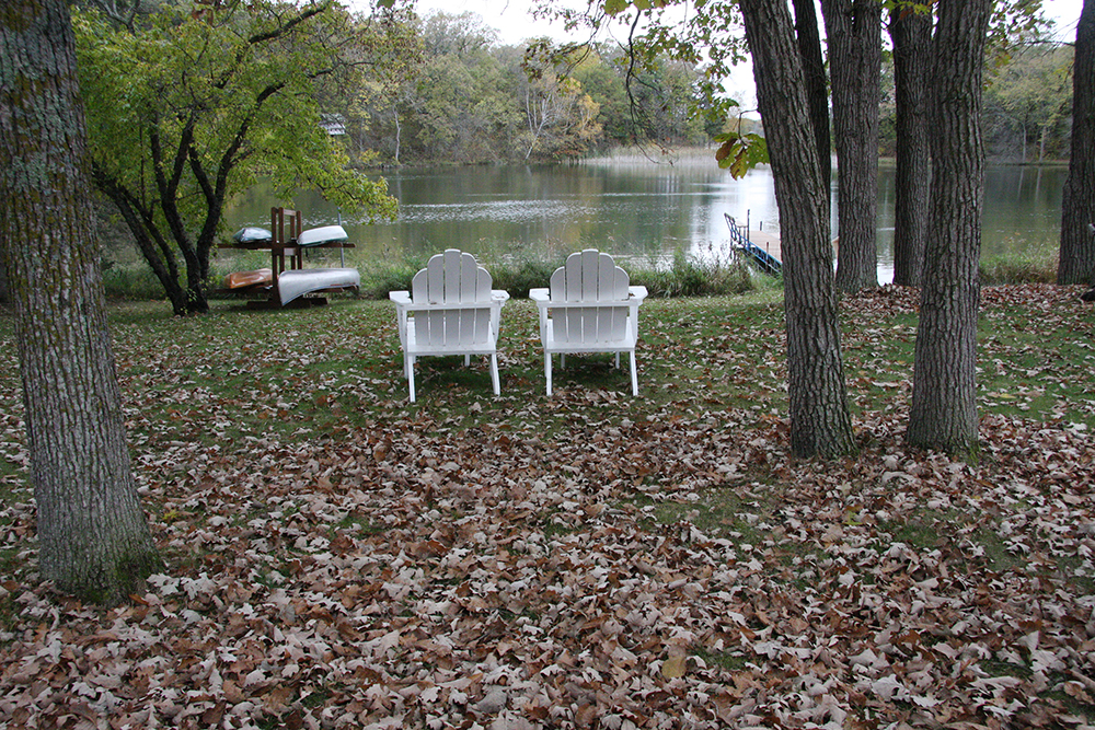Fall at the LadySlipper Inn B&B