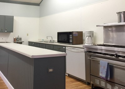 Kitchen - LadySlipper Lodge & Retreat