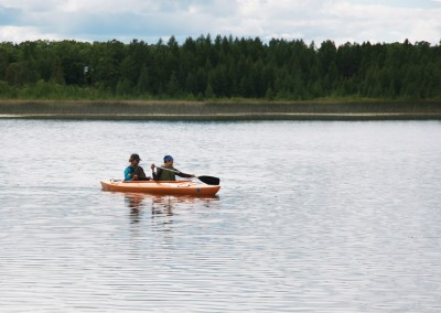 Kayaking - The LadySlipper Inn B&B