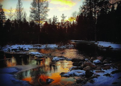Itasca State Park - Headwaters of the Mississippi River