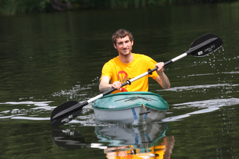 Kayaking - The LadySlipper Inn B&B